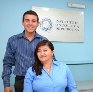 Luis Eduardo e Soraia Nobre